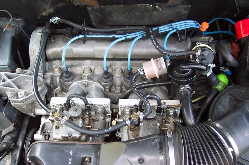 carburateur solex bx sport