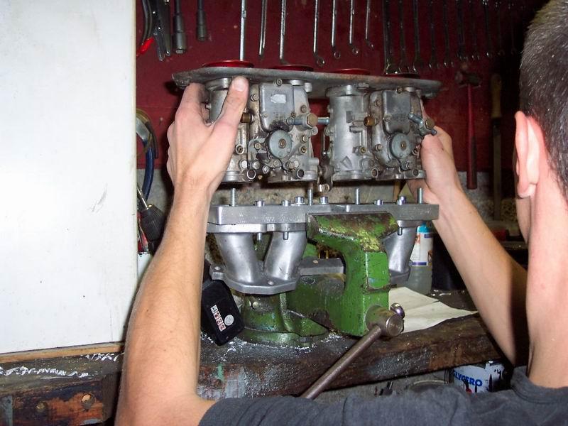 carburateur solex c35