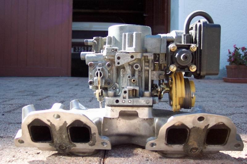 carburateur solex double corps 309